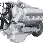 Двигатель ЯМЗ 7511.10 взамен Mercedes-Benz OM460LA на К-744 Р3, Пермь