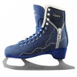 Фигурные Коньки Fashion Jeans Blue, Пермь