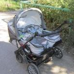 Немецкая коляска для двойни или погодок Hartan ZX II, Пермь