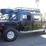 Багажник на Hummer H1, Пермь