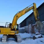 Камнерезная машина для добычи гранита, мрамора на экскаватор, Пермь