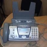 Факсимильный аппарат Panasonic на основе термопереноса. KX-FP143RU, Пермь
