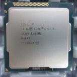 Процессор Intel core I7-3770, Пермь