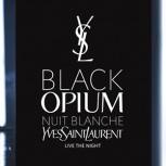Yves saint laurent black opium nuit blanche, Пермь