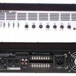 Трансляционный микшер-усилитель C-MARK AM-100, Пермь
