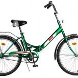 Велосипед АИСТ складной 24-201, Пермь