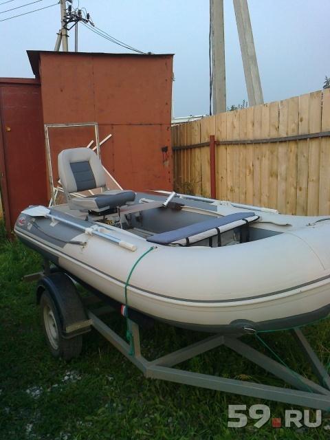 бу лодки пвх и лодочные моторы пермь