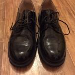 Ботинки лакированные, Пермь