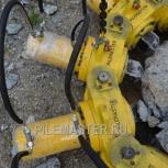 Насадка для срубки буронабивных свай 620-1500 мм, Пермь