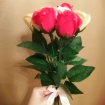 Букет из мыльных роз, Пермь