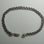 Браслет серебро 925, Пермь