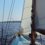 Прогулка на яхте, Пермь