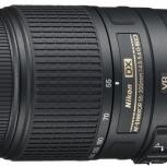 Nikon 55-300 mm AF-S Nikkor DX G ED объектив, Пермь