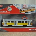 "Трамвай Татра Т3 ""Технопарк"", Пермь"