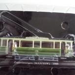 Трамвай Zeppelinwagen 1909, Пермь