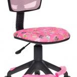 Кресло детское CH-299-F/PK/flipflop P спинка сетка, Пермь