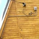 Замена старых проводов на дом, участок, Пермь