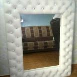 Зеркало с каретной стежкой, Пермь