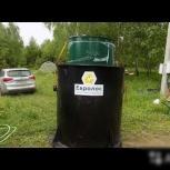 Станция Биологической Очистки ЕВРОЛОС Био 4, Пермь