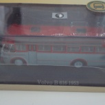 Автобус Вольво B 616 1953, Пермь