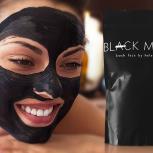 Черная маска-пленка от прыщей и черных точек, Пермь