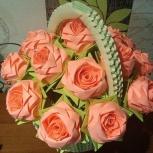 Корзинки с розами, Пермь