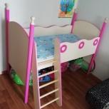Продам детскую кровать с матрасом, Пермь