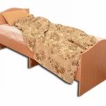 Кровать 190х80 дсп бук, Пермь