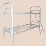 Кровати двухярусные с лестницами для детей оптом, Пермь