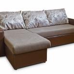 Угловой диван коричневый, Пермь