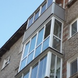 Остекление,отделка балконов и лоджий. Окна пвх., Пермь