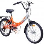 велосипед АИСТ 20 2.0 7-скоростей (Shimano) (Минский велозавод), Пермь