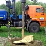 Бурение колодцев машинным способом, Пермь