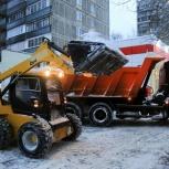Вывоз снега, Пермь