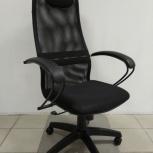 Кресло компьютерное Лайт ткань сетка пластик, Пермь