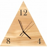 Часы из массива дерева, Пермь