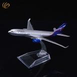 Модель самолёта Аэрофлот Российские Авиалинии Airbus 330 Airways, Пермь