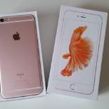 Телефон 6s 16 gb gold rose, Пермь