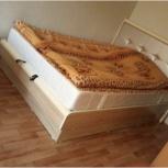 Кровать с матрасом, Пермь