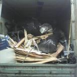Вывоз мусора,вывоз строительного мусора,старой мебели, Пермь