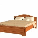 Кровать каркасная вишня, Пермь