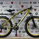Новые велосипеды фэтбайк с доставкой, Пермь