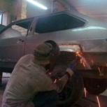 Сварочно кузовной ремонт авто, Пермь