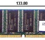Продам память 256MB PC100 SDRAM DIMM (168-контактный), Пермь