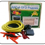 Набор- капельный полив, контроллер с датчиком влажности почвы, Пермь