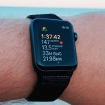 Новые Apple Watch S4 Sport 44mm Space Gray, Пермь