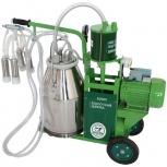 Доильный аппарат для коров «Молочная ферма» модель 2П, Пермь