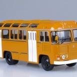 Модель автобуса паз 672 м, Пермь