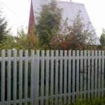 Забор, ворота, калитка, Пермь