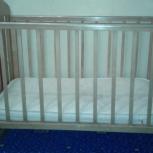 Продам детскую кроватку, Пермь